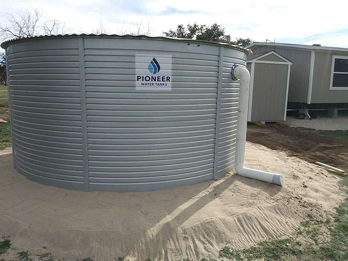 10000 gallon water tanks on sale now in Texas