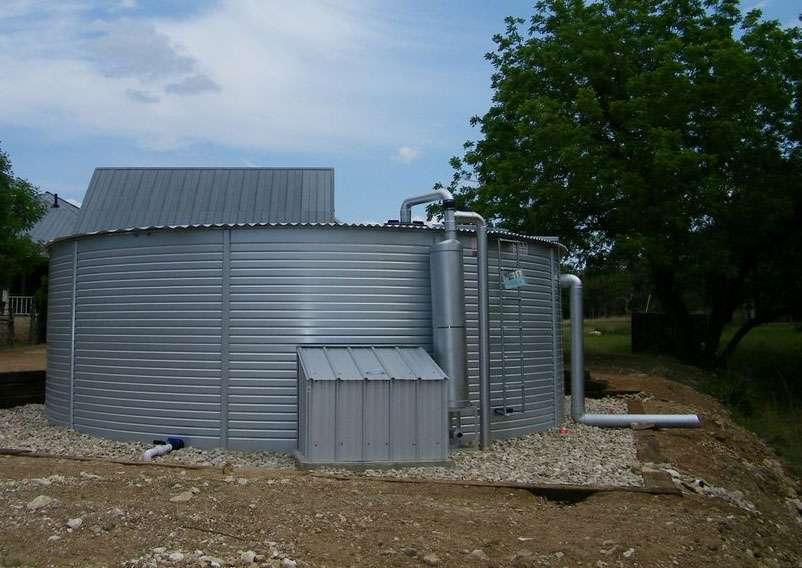 20,000 gallon water storage tanks on sale now