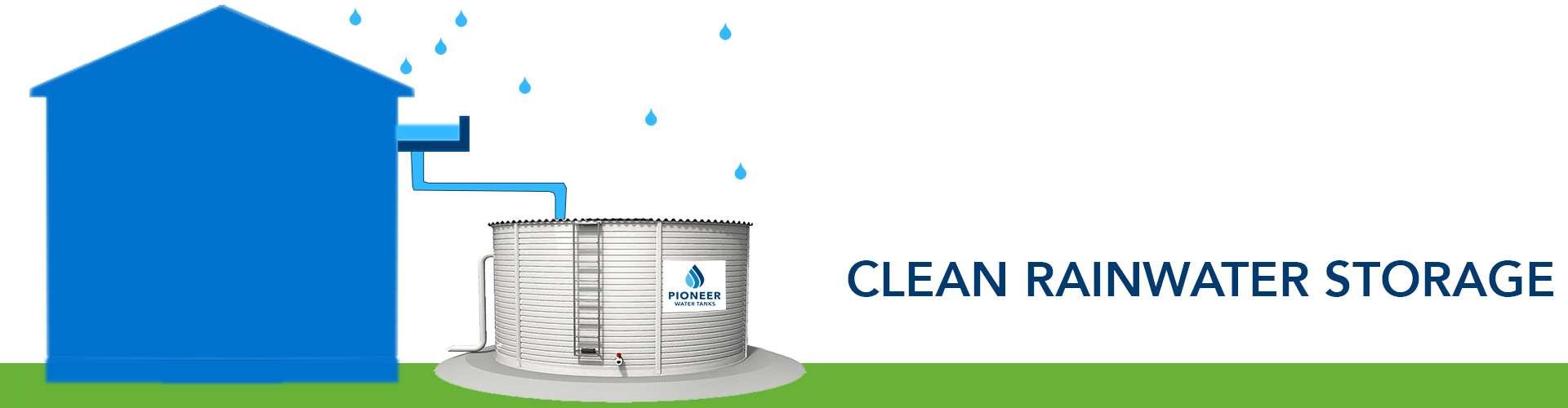 Texas rainwater tanks