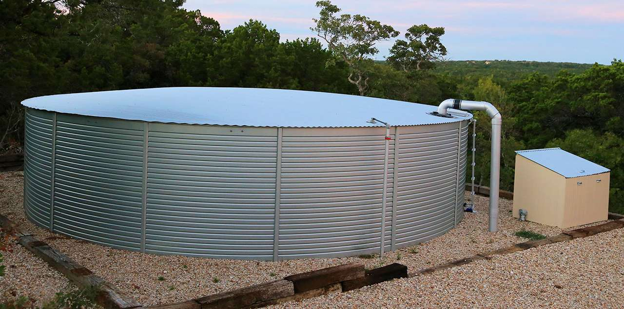Above Ground Water Well Storage Tanks Texas Water Tanks